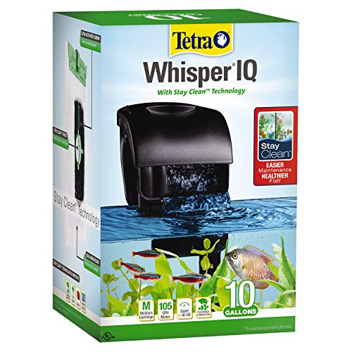 Tetra 78000 Whisper IQ Power 10 Gallon Filter (Tetra Whisper Power Filter 5 10 Gallon)