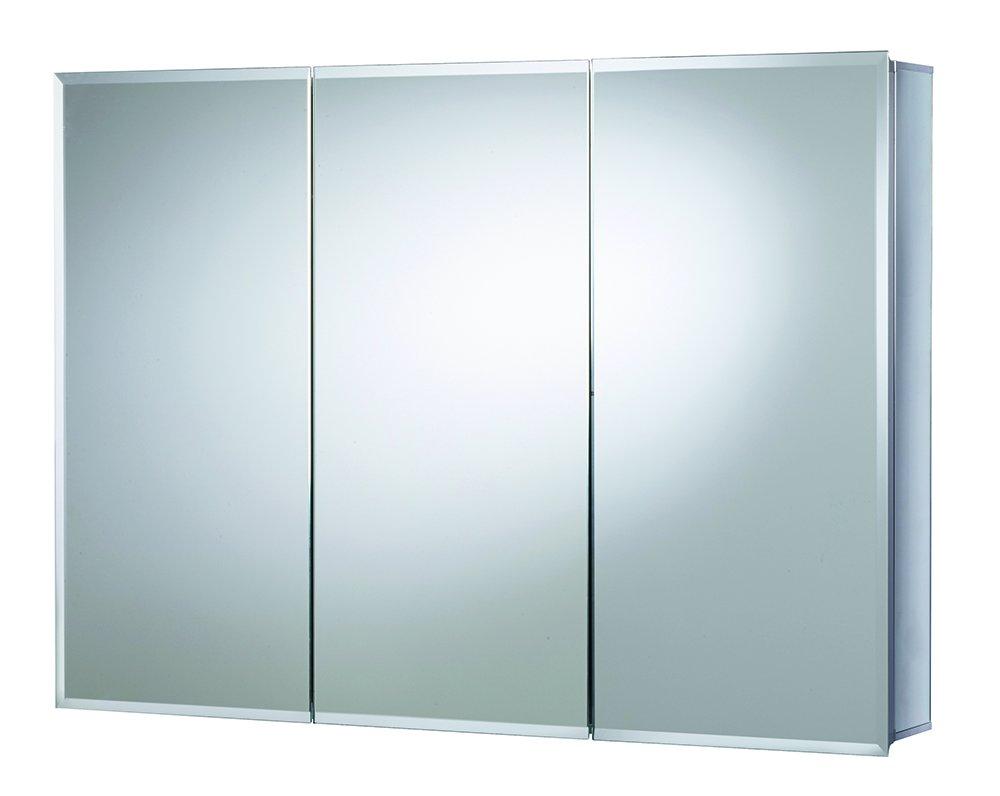 48'' x 30'' Surface Mount Beveled Medicine Cabinet
