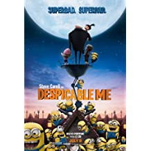 DESPICABLE ME MOVIE POSTER 2 Sided ORIGINAL FINAL 27x40 STEVE CARELL