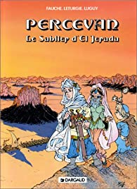 Percevan, tome 5 : Le Sablier d'El Jerada par Xavier Fauche
