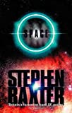 Front cover for the book Manifold: Space by Stephen Baxter