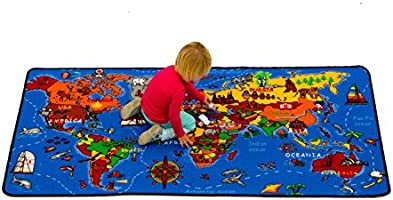 Save on Learning Carpets, Colorations, Children's Factory