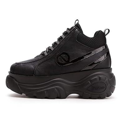 Shiney Femmes Nouvelles Sports Automne Chaussures De Épais Casual PkZuiOX