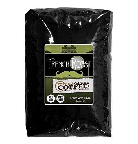 French Roast Coffee Fresh Roasted