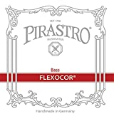 Pirastro Flexocore Bass Strings, E 3/4 Size