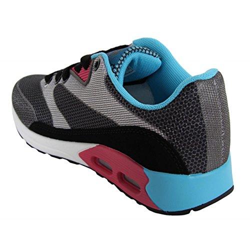 Chaussures de sport pour Garçon et Fille et Femme JOHN SMITH RESO M JR 15V NEGRO