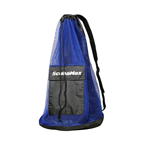 ScubaMax Scuba Snorkeling Mesh Bag with Shoulder ()