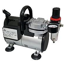 Badger Air-Brush Co. TC908 Aspire Compressor