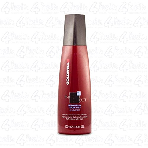 Goldwell Inner Effect Repower And Color Live Shampoo