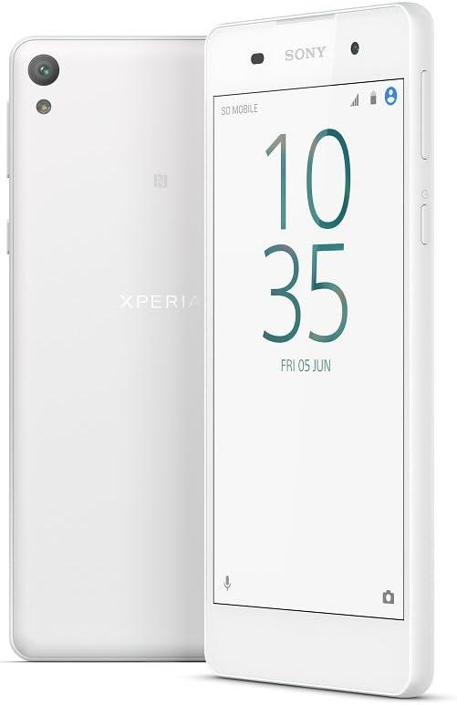 2020 Xperia E5 Blanco - Smartphone de 5 (RAM de 1.5 GB, cámara ...