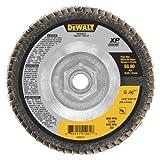 DEWALT DWA8282H 80G T29 XP Ceramic Flap Disc, 4-1/2'' x 5/8''