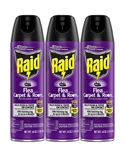 Raid Flea Killer, 16 OZ (Pack - 3)
