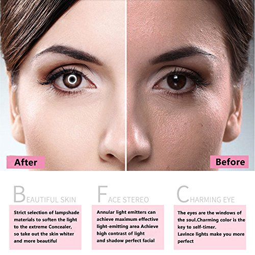 Image result for ring light before and after