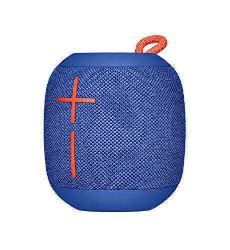 Ultimate Ears WONDERBOOM Waterproof Super Portable Bluetooth Speaker – IPX7 Waterproof – 10-hour Battery Life – Deep Blue by Ultimate Ears (Image #1)