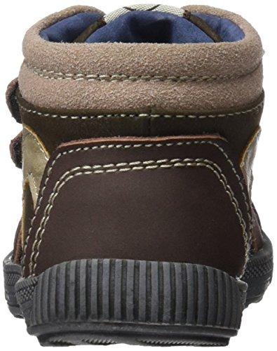 Chetto Jungen 16541 Sneaker Braun (Moka)