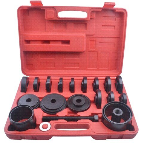 Oanon 23-Piece FWD Front Wheel Drive Bearing Adapters Puller Press Replacement Installer Removal Tool Kit(23-Piece FWD)