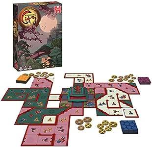 Outletdelocio. Diset 62403. Juego de Mesa Forbidden City. Edicion en Castellano: Amazon.es: Juguetes y juegos