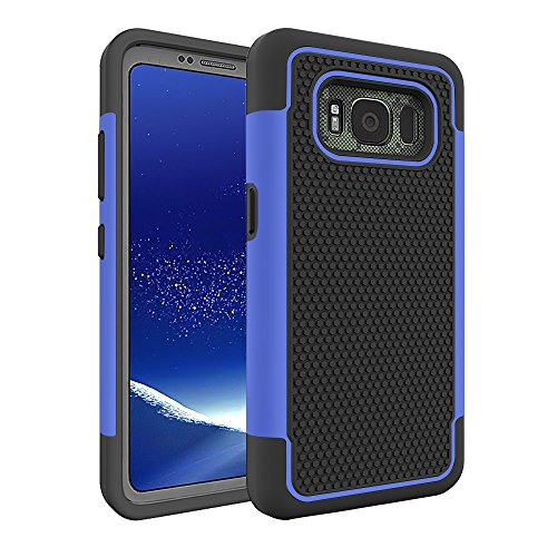 Galaxy S8 Active Case, Asstar Durable Fit Dual Layer Soft...