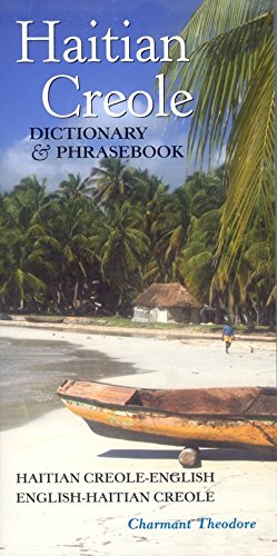 Creole English English Haitian Dictionary Phrasebook Hippocrene product image