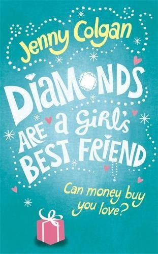 book cover of Diamonds Are a Girl\'s Best Friend