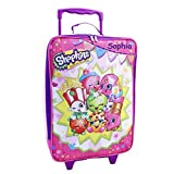 Personalized Shopkins Kids Rolling Luggage (Shopkins)
