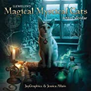 Llewellyn's 2021 Magical Mystical Cats Cale