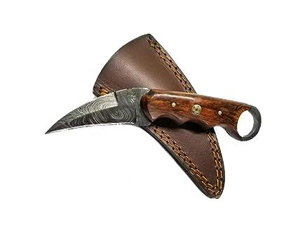 Amazon.com: Titan International cuchillos damasco Flash ...