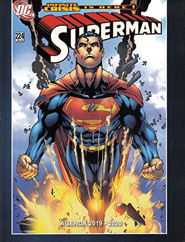 Kid Abord - Agenda diaria DC Comics Superman - septiembre ...