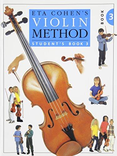 (Eta Cohen: Violin Method Book 3 - Student's Book)