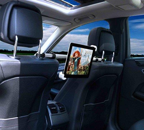 Ivapo New Edition Ipad Headrest Mount Car Seat Headrest