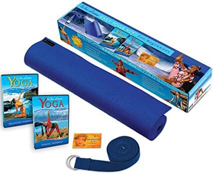 Amazon.com: Wai Lana Yoga: Easy Yoga Kit [VHS]: Wai Lana ...