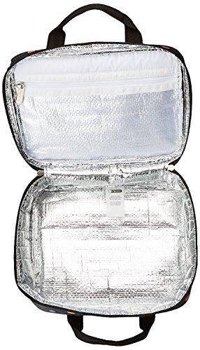 LeSportsac Lunch Box , Tennis Stripe, One Size