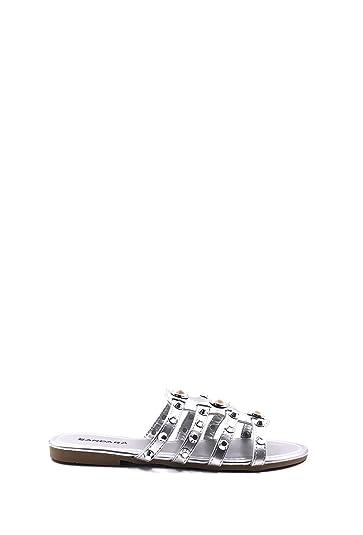 da63682cab968a CHIC NANA Mules Sandales Slip-on Claquettes Femme Spartiate Clous Argent  41.: Amazon.fr: Chaussures et Sacs