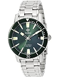 Mens Super Sea Wolf 53 Comp Swiss Automatic Stainless Steel Casual Watch, Color. Zodiac
