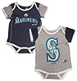 Seattle Mariners Baby/Infant 2 Piece Creeper Set