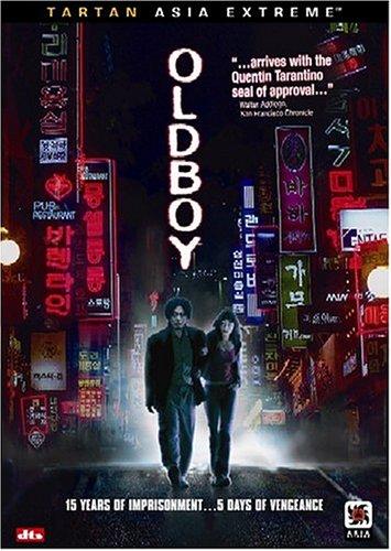 DVD : Oldboy