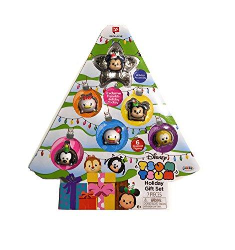 Disney Tsum Tsum Holiday Gift Set 2017 - Set of 7Walgreen's