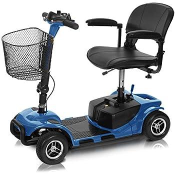 Amazon.com: Drive Medical Scout - Patinete de viaje compacto ...