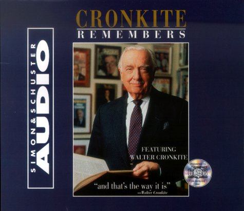 Cronkite Remembers by Brand: Simon n Schuster Audio