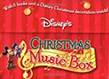 Disney's Christmas Music Box, Disney Book Group Staff, 0786833874