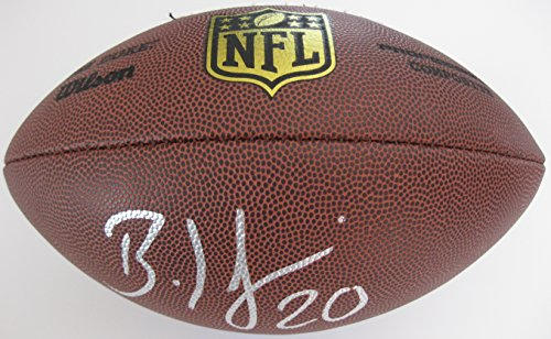 Brian May Replica (Brian Dawkins, Denver Broncos, Philadelphia Eagles, Clemson Tigers, Signed, Autographed, NFL Duke Football, a COA with the Proof Photo of Brian Signing Will Be Included)