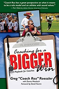 Coaching for a Bigger Win: A Playbook for Coaches