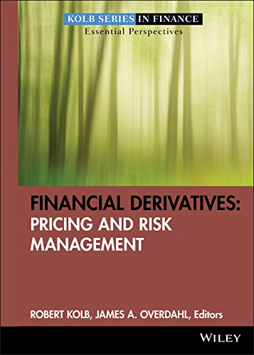 Financial Derivatives: Pricing and Risk Management (Robert W. Kolb Series)