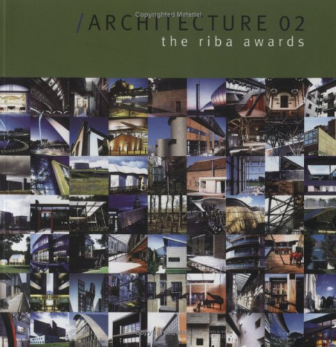 Architecture 02: The RIBA Awards