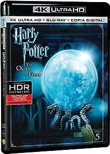 Harry Potter Y La Orden Del Fénix (4K Ultra HD) [Blu-ray]