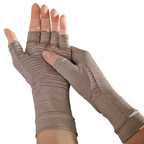 Tommie Copper Fingerless Gloves