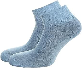 جوارب للنساء من سيلفر-سوكس لون ازرق فاتح