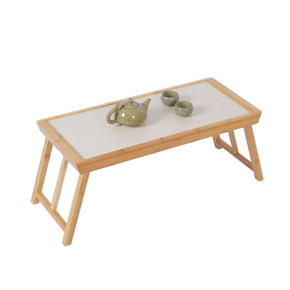 XIAOLIN 折りたたみコーヒーテーブル折りたたみテーブルコンピュータデスクティーテーブルダイニングテーブル B07F6SR7GC