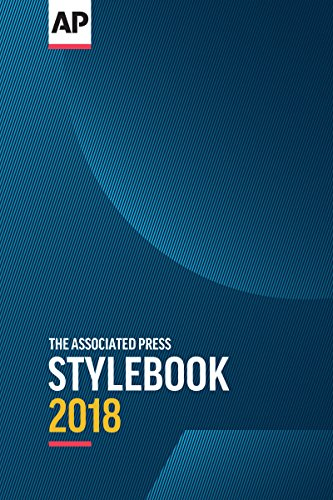 The Associated Press Stylebook 2018 - Kindle edition by The