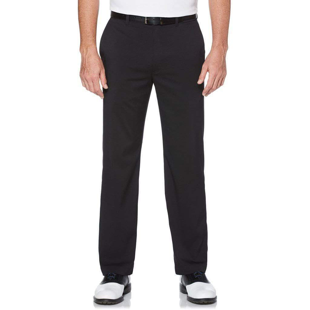Callaway Big and Tall Opti-Stretch Classic Tech Pant (Black 38W x 38L)